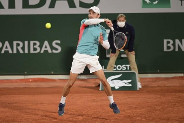 David Goffin opent tegen Luca Nardi of qualifier op European Open