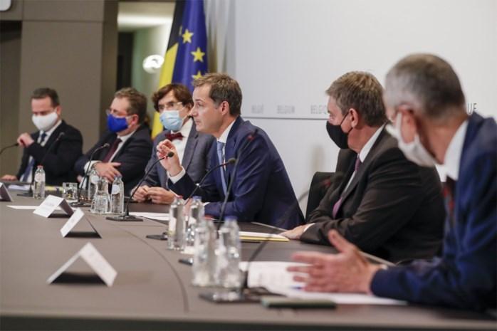 Waarom het Overlegcomité zo lang duurde: hoe hard Vlaanderen zich ook verzette, toch moesten ook de restaurants dicht