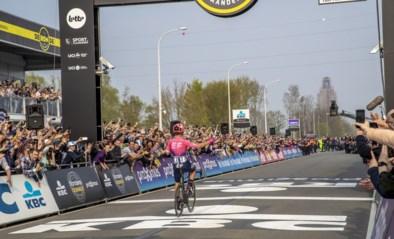 """Politie haalt zware middelen boven tijdens Ronde van Vlaanderen: """"Wie regels nu nog niet kent, krijgt boete"""""""