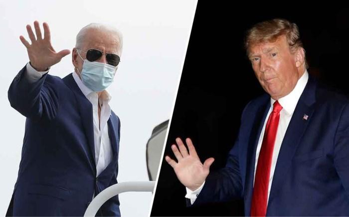 """""""Er zijn manieren om hem buiten te krijgen."""" Kamp-Biden bereidt zich al voor op het (op één na) worst case scenario: Trump die zijn nederlaag weigert te aanvaarden"""