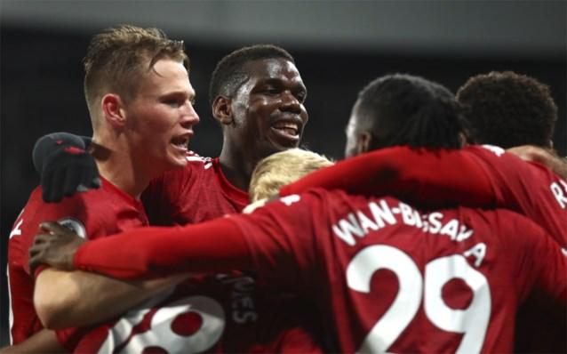 Manchester United herpakt zich na zware nederlaag tegen Tottenham en haalt uit bij Newcastle