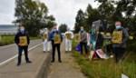 """Ondanks toegevingen toch protest tegen asbestverwerkend bedrijf: """"Het mag niet bij woorden blijven"""""""