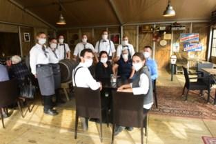 """Café Trappisten had net nieuwe uitbouw klaar: """"Klanten klampen ons huilend aan"""""""