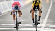 Vijftien centimeter van eeuwige glorie: hoe Wout van Aert net niet de Ronde van Vlaanderen won