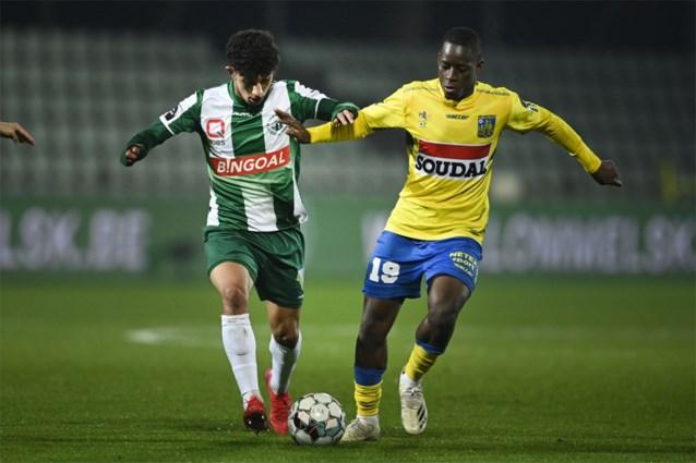 Westerlo speelt voor het eerst in meer dan een maand en pakt puntje tegen Lommel