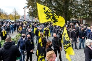Verboden protestmars in Puurs gaat toch door, maar verloopt zonder incidenten
