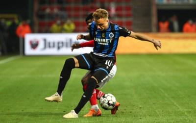 Spits Club Brugge gebuisd, Standard kan teren op sterke defensie