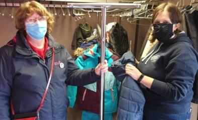 Winterjassen voor verzet tegen armoede