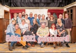 Toneel in Meldert pas in 2022