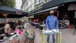 """""""Dit is er echt over"""": vlak voor sluiting nog zware boete voor uitbater brasserie en vijf klanten"""