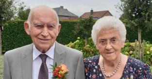 Lucie en André vieren briljanten bruiloft