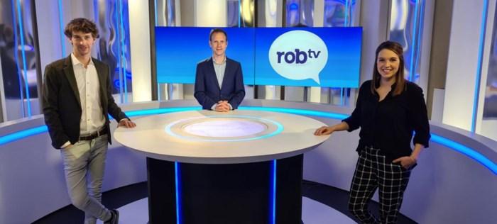 """Regionale televisiezender vernieuwt studio: """"Na zeven jaar was het tijd voor verandering"""""""