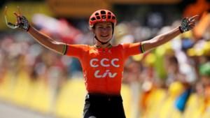 Team Jumbo-Visma stelt vrouwenteam met kopvrouw Marianne Vos voor
