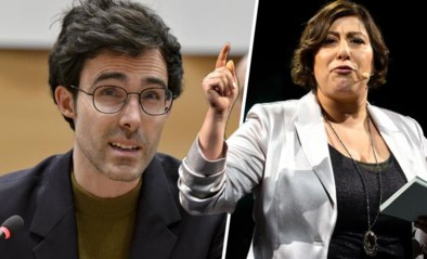 Open wonde bij Groen nog niet geheeld: koude oorlog tussen Calvo en Almaci verdeelt partij in twee kampen