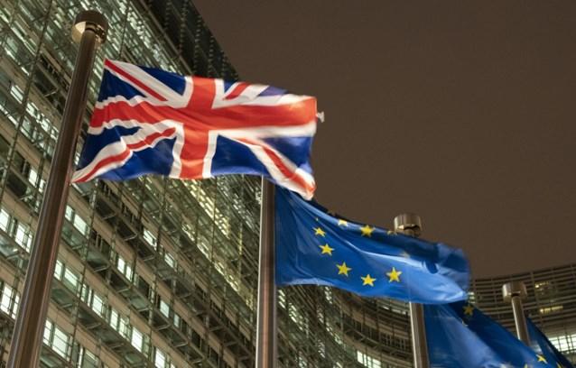 """Hoeksteen Britse economie valt weg na brexit"""