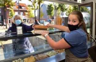 Het Zoete Begijntje verkoopt voortaan ook pannenkoeken en wafels via scheptoog aan straatkant