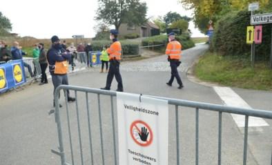 Herman De Croo krijgt enige pv voor mondmaskerplicht-overtreding langs Ronde-parcours