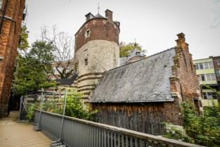 KU Leuven krijgt subsidie om instortende toren van stadsomwalling te restaureren