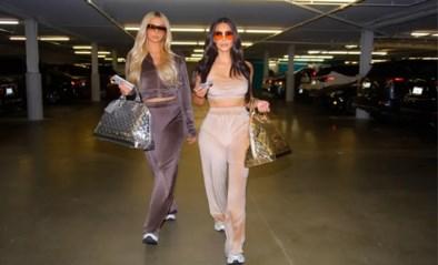Kim Kardashian schakelt Paris Hilton in om nieuwe collectie te promoten