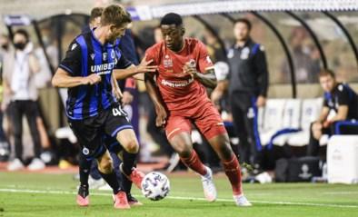 Antwerp beloont aanvaller Bruny Nsimba met contract tot 2024