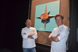 Chocolatiers kneden en hakken zes maanden aan sculpturen voor Train World Museum