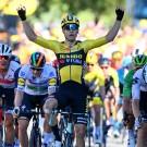 Jumbo-Visma reed een sterke Tour de France.