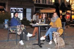"""Geen lockdownfeestjes zondag in centrum Mechelen: """"Gelukkig nog een goed weekend gehad"""""""