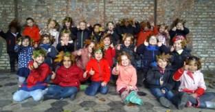 Leerlingen ontmoeten de dieren van de Fabeltjeskrant