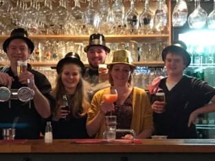 Viering van 1 jaar De Zwaan in Dworp is voor later