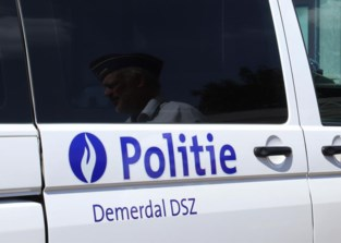 Kop-staartbotsing in Nieuwe Dijkstraat