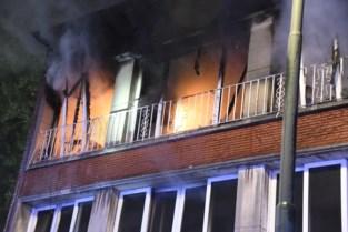 Tweede keer brand in korte tijd in vermoedelijk kraakpand