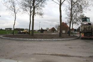 Tijdelijke rotonde Sluisstraat pas operationeel vanaf 16 november