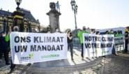 Klimaatjongeren onder wie Belgische Adélaïde Charlier roepen Italiaanse premier op tot actie