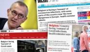 """Uitspraken Frank Vandenbroucke over coronasituatie in ons land halen de buitenlandse pers: """"Tsunami aan besmettingen dreigt in België"""""""