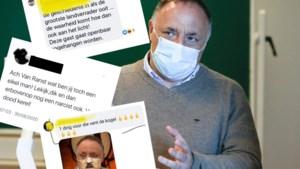 """Marc Van Ranst heeft het gehad met haatberichten en bedreigingen: """"Ik word wat te vlug opgehangen. Alsof dat normaal is"""""""