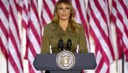 Melania Trump annuleert eerste verschijning op campagnebijeenkomst in maanden