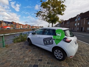 """Geen Gentse subsidies voor nieuwe elektrische deelwagens: """"Klanten worden benadeeld"""""""