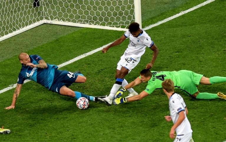 Charles De Ketelaere schenkt Club Brugge zege tegen Zenit in Champions League: na de miserie, de euforie