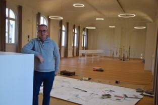 """""""Mooiste zaal van Ninove"""" klaar voor eerste bezoekers<BR />"""