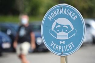 Mondmasker opnieuw verplicht in Lierse binnenstad