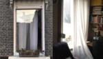Man opgepakt die raam met Cartoon-mohammed zou hebben ingegooid