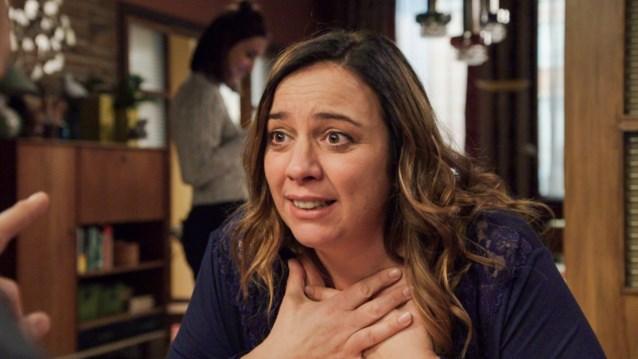 Robyn verdwijnt weer uit 'Familie' en ditmaal voorgoed