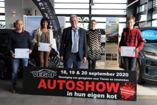 Winnaars van autoshow 'in eigen kot' bekendgemaakt