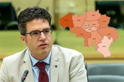 """Aantal besmettingen stijgt nergens zo hard als in West-Vlaanderen: """"Kunnen ons geen losse eindjes veroorloven"""""""