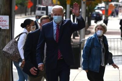 Waar is Joe Biden? Terwijl Donald Trump alle aandacht naar zich toetrekt, lijkt zijn rivaal onzichtbaar