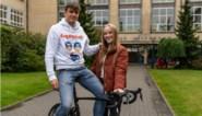 Voor de liefde en het goede doel: Remi (18) fietst 1.600 kilometer naar Litouwen