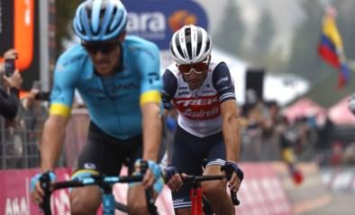 Testresultaten op tweede rustdag Giro: één renner van UAE Emirates en één staflid van AG2R positief