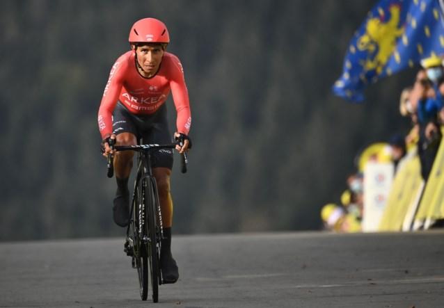 Mist Nairo Quintana Tour de France 2021?