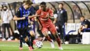 Antwerp beloont aanvaller Bruny Nsimba met contract tot 2023
