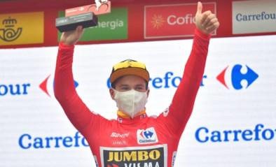 """Roglic wil na blitzstart in Spanje nog niet te ver vooruit kijken: """"Weten niet hoelang Vuelta zal duren"""""""